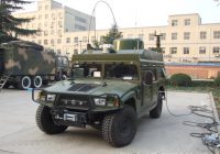[DongFeng Model] Warrior Crazy Soldier Jeep