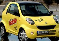 [Shuanghuan Model] Noble mini car & Electric version