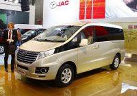 JAC (Jianghuai Auto Co.)
