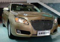 [Huatai Model] B11 sedan (Huatai's first B+ Class car)