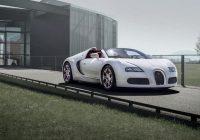 Bugatti Veyron Grand Sport Wei Long 2012 for China