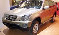 [Shuanghuan Model] SCEO SUV $15,000 to $21,000
