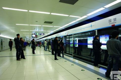 [Sub Ways] China subway photo gallery 2012