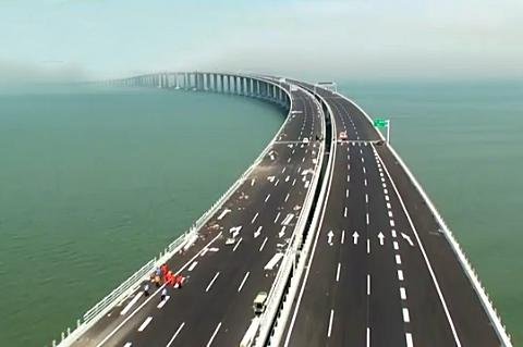 [Bridges] Building Bridges in China