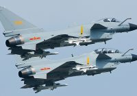 [J-10] J-10 Vigorous Dragon Multi-Role Tactical Fighter