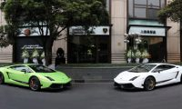 China being Lamborghini's biggest market in 2011