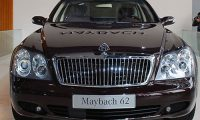 China being the second largest market for Maybach 2011