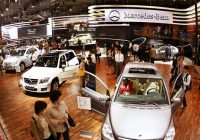 China becoming Mercedes-Benz's largest market in 2015