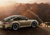 China becoming the largest market for Porsche in 2011