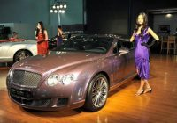China becomes Bentley's #1 largest market in 2012