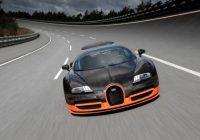 Bugatti Veyron Super Sport – the world's fastest production car