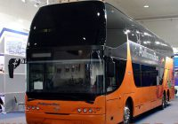 Youngman  Buses & Coaches – Chinese luxuary bus maker