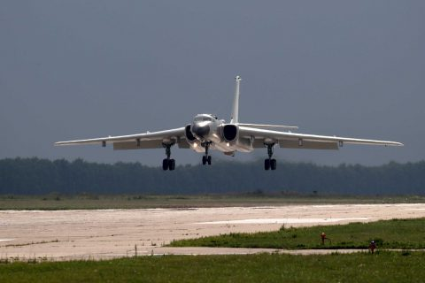 [H-6K] – China's strategic bomber H6K