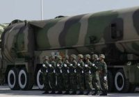 DF 41 ICBM Intercontinental Ballistic Missile