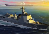 [052D] Type 052D Destroyer launched in 2012 – 10,000 TON