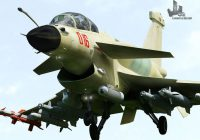 J-10B: The upgraded version of J-10 (AESA Radar) + J-10S (Twin seats)