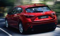 [Gallery] Mazda 3 2013 model