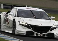 [Gallery] Honda NSX GT concept race car