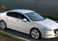 Peugeot 508 – the best looking Peugeot family sedan