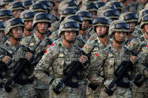 [Defense] [Budget] China Defense Budget $175 Billion (2013 – ) (1.3% GDP)