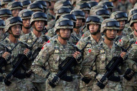 [Defense] [Budget] China Defense Budget $175 Billion (2013 – ) (1.3% GDP)
