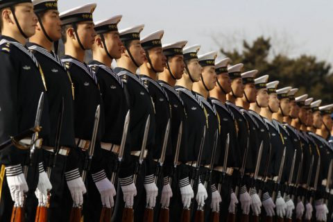 [Honor Guards] Chinese PLA Honor Guards