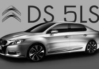Citroen DS 5LS (2014) Only For China