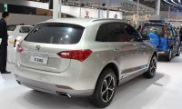 Zotye T600 SUV to be exported to Brasil