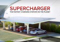 Elon Musk News & Telsa SuperChargers & Tesla stations