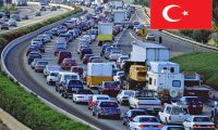 [Turkey] Auto Sales In Turkey 2013: 853,378 units