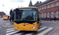 BYD e-Bus in Denmark break new record in Europe