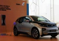 [Gallery] BMW i3 electric car