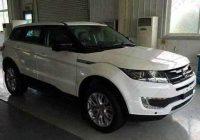 Landwind X7 E32 SUV $20,000 / $25,000