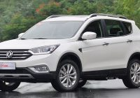 [Gallery] DongFeng FengShen AX7 ($20,000 / $30,000) vs [Opel Antara]