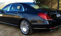 [Gallery Link] Maybach Mercedes S600