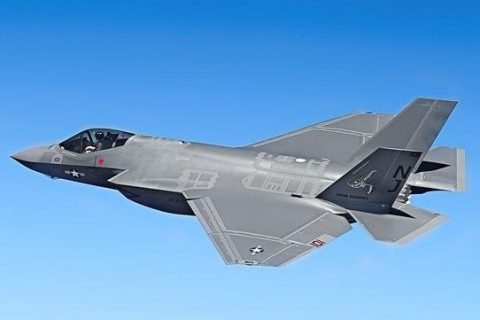 [F-35] JSF – Joint Strike Fighter F-35