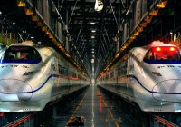 [High Speed] Small Gallery of China HighSpeed Trains