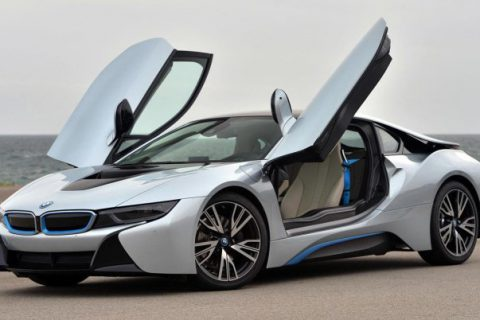 BMW i8 Designer, Other Key Execs Join Chinese Electric Car Startup