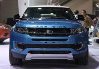[Gallery Link] Landwind X7 2015 Shanghai Auto Show
