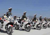 [Gallery] CFMOTO in military parade