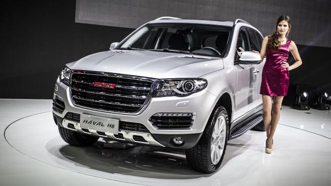 [中国汽车] 中国汽车工业 | 汽车出口