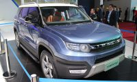Lifan X70 SUV concept of 2015
