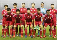 Chinese Football Teams
