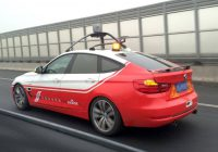 Baidu Joins Race to Build Autonomous Cars