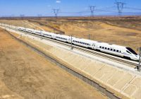 China and Thailand agree to highspeed rail deal