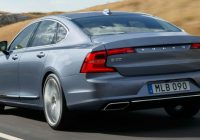 Volvo S90 official photo's