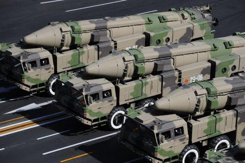 [Rocket] China PLA Rocket Force