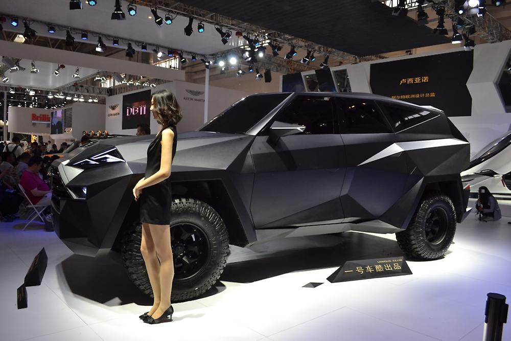 Chinese Made Karlman King Mega Suv World Automobile