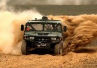 DongFeng Warrior military jeep for Chinese army