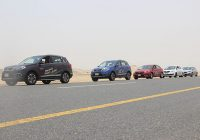 Chery Launched an Extreme Journey in Saudi Arabia